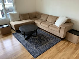 Corner Sectional Couch
