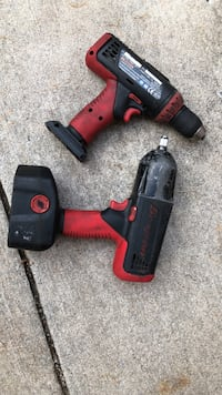 Snap on impact and drill Olathe, 66062