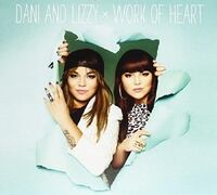 Dani And Lizzy - Work Of Heart Audio CD (Brand new! Sealed!) Brant, N0E 1R0