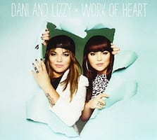 Dani And Lizzy - Work Of Heart Audio CD (Brand new! Sealed!)