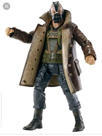 Collectable Dark Knight Rises Bane figure Bridgeport, 06607