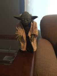 Yoda collectibles