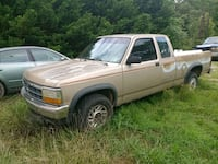Dodge - Dakota - 1992 Browns Summit, 27214