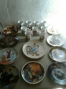 Norman Rockwell  lot