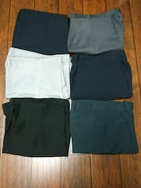 11 pairs of men pants,size 32-34,all in great shap Oakville, L6H 6E2