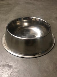 Stainless Steel Pet Bowl Lincoln, 95648