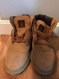 Timberland Work Boot Youth size 4.5 Windham, 03087