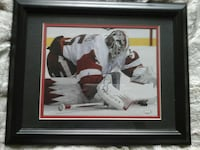 Signed Autographed  Jimmy Howard