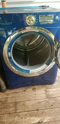 blue and white front-load dryer machine Taneytown, 21787
