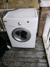 Washing machine and dryer machine  Toronto, M6H 1Y4