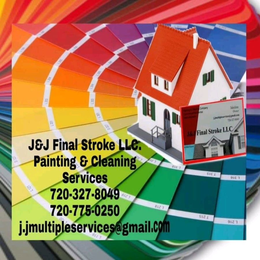 Painting & House cleaning Services