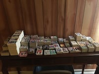 Trading card collection Lashmeet, 24733