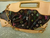New Louis Vuitton Genuine Leather Ladies Bag Toronto