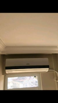 Indesit 12000 inverter a++ tertemiz  8821 km