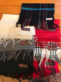 Cashmere scarfs from England Sykesville, 21784