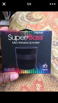 Super Bass mini-wireless speaker box screenshot Washington, 20010