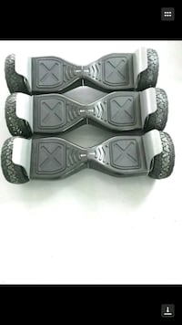 Brand new box packed hummer hoverboards