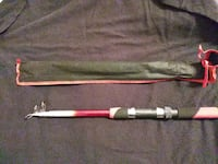 Collapsible fishing pole Houston, 77086