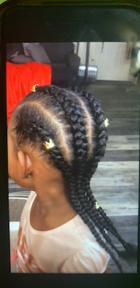 Hair styling Fountain Hill