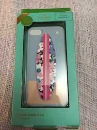 *BRAND NEW* Kate Spade iPhone 7/8 Silicone surfboard case Toronto, M6G 3E7