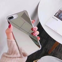 Mirrored iPhone X Max Case