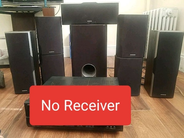 Onkyo HT-R540 Speakers Set + Subwoofer