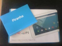 PİRANHA 4 TAB 7.0. WHITE| TABLET PC Istanbul