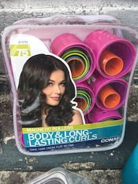 Conair 75 piece Magnetic Rollers -NIB Somerville, 08876