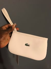 Brand New LACOSTE Clutch