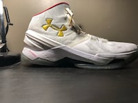 Curry 2 size 13 used