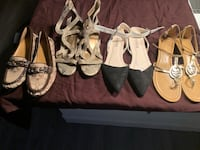 Shoes. Majority are brand new nothing over $25 Las Vegas, 89113