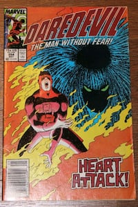 Daredevil #254 1st Typhoid Mary App Newsstand Mississauga, L5N 7V4