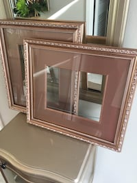 Pair of picture frames with matting Baton Rouge, 70815