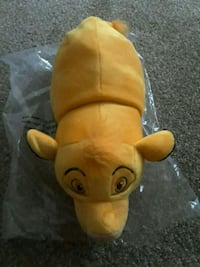 yellow and brown dog plush toy Indio, 92201