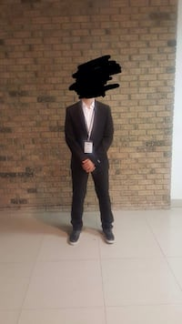 Black Formal Suit (36) Mississauga, L5R 2S1