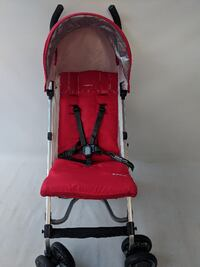 UPPABABY G-LUXE STROLLER RED FIRM PRICE Glendale