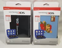 YOUR CHOICE: NINTENDO 3DS, 3DS XL, DS & DS XL GAME VAULT PROTECTOR CASE Oshawa