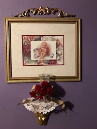 Angel Picture Frame Only! Houston, 77066