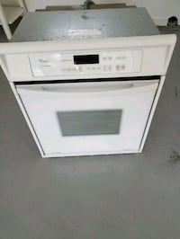 white and black induction range oven Plano, 75025
