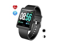 Brand new Mgaolo smart watch fitness tracker waterproof Android/iOS Toronto, M5V 3S8