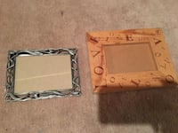 two brown wooden photo frames Saint Charles, 63304
