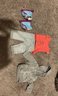 American Girl Skater Outfit Suitland, 20746