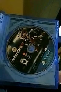 Sony PS4 Madden 18 disc Houston, 77045