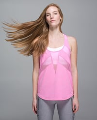 NEW lululemon If You're Lucky Tank size 6 King, L0G 1N0