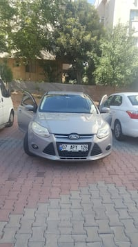 2012 Ford Focus TREND X 1.6TDCI 95PS 4K