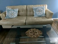 Leather Sofa set with Table North Potomac, 20878
