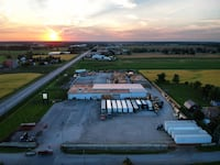 drone photography and videos Wainfleet