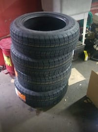 215/6016 BRAND NEW WINTER TIRES  Mississauga, L5A 3Y4
