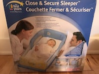 Close and secure sleeper Mississauga, L5L