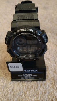 NEW Casio digital watch Rochester, 03867